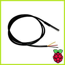 DS18B20 IC digitaler Temperatursensor Sensor Probe wasserdicht 1m Raspberry Pi