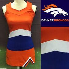 Real Cheerleading Uniform Denver Broncos Youth Med