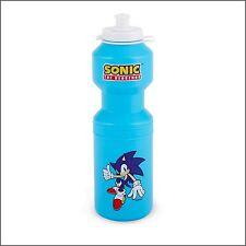 SONIC THE HEDGEHOG Drink Bottle - Water Bottles - BPA Free - Huge 740mL School