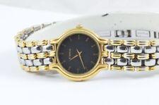 Eterna Orologio Donna Acciaio/Oro Quarzo 25mm con Cinturino in Acciaio Vintage