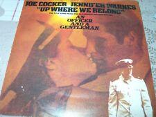 JOE COCKER & JENNIFER WARNES * UP WHERE WE BELONG * ISLAND RECORDS(WIP 6830)1982