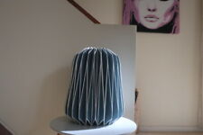 Wild Wood Nuvola Lampshade Grey Blue Boxed