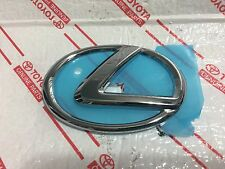 "*NEW LEXUS LS460 TRUNK EMBLEM CHROME OEM LS460L ""L"" SYMBOL ES350 IS250 LFA NX200"