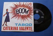 Caterina Valente - Boom - RCA 45 N 1180 - 45 giri