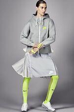 Nike Women's *NWT* NikeLab x Sacai Sport Skirt Gray/White 716919 011 SMALL