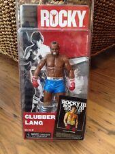 NECA Rocky Clubber Lang Figures Rocky 3 III
