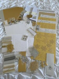 Christmas Card & Embellishment Box By Create and Craft. Huge Selection In Here