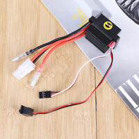 Waterproof 320A Brushed ESC Electric Speed Controller for RC Car HPI Accessory