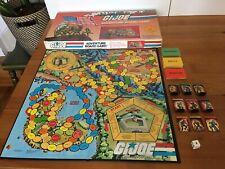 Vintage GI Joe Adventure Board Game IGI 1982 Complete