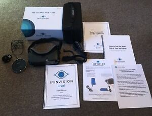Irisvision Live Samsung Headset For Vision Aid