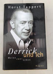 Derrick und Ich Meine zwei Leben Horst Tappert Original Signiert Neuwertig S.Fot
