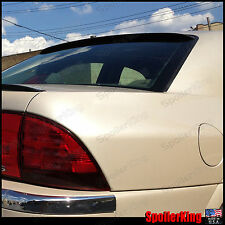 Rear Roof Spoiler Window Wing (Fits: Lincoln LS 2000-06) SpoilerKing