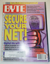 Byte Magazine Secure Your Net June 1997 111314R