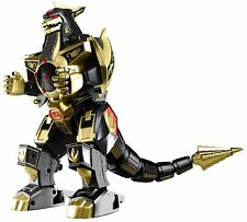 Power rangers Black & Gold Legacy Dragonzord megazord very rare ltd edition toy
