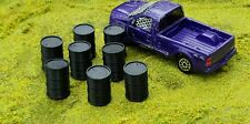 Gaslands, Warhammer, RPG, Oil Barrel Terrain Matchbox 1/64 Scale 3d printed