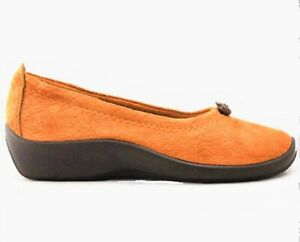 Arcopedico Shoes Style L14 in colour Camel