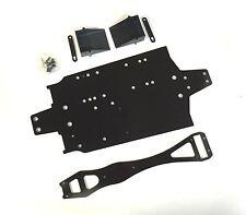 TRAXXAS XO-1 1/8 GT BLACK G-10 CHASSIS CONVERSION XO1 XTR10653GBK XTREME RACING