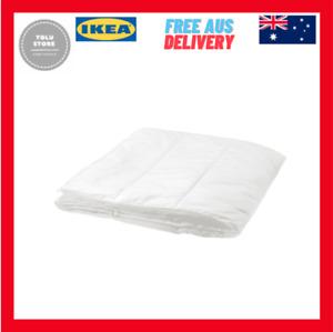IKEA SILVERTOPP Light Warm 200x200cm Soft and Fluffy Machine Washable