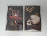 Cher Lot 2 Cassette Tapes Love Hurts & Heart Of Stone Tested Works