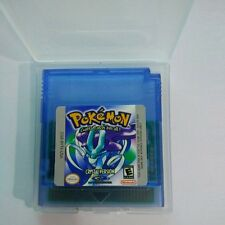 7 Color Version Game Card for Nintendo Pokemon GBC Gameboy Magic Wizard Pikachu