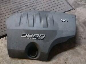 GM 3800 SERIES II PLASTIC ENGINE COVER BUICK PONTIAC LESABRE PARK AVENUE V6