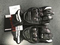 Leather gloves Ducati Performance C2 Black offer genuine ithem Ducati Size Medi