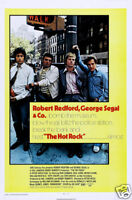 The hot rock Robert Redford vintage movie poster
