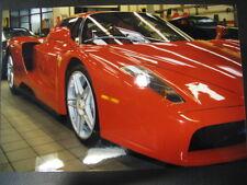 Photo Ferrari Enzo type 4 Front left close