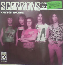 "7"" 1979  ROCK! SCORPIONS : Is There Anybody There /VG+"