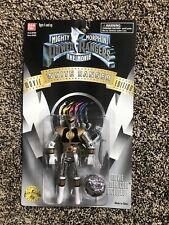 1995 Mighty Morphin Power Rangers The Movie White Ranger  Movie Edition