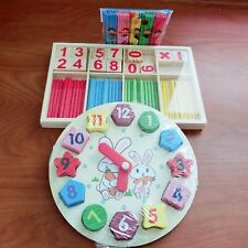 Baby Toddler Educational Toy- Math Learning-New