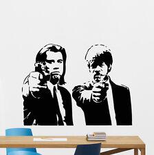 Pulp Fiction Wall Vinyl Decal Tarantino Film Movie Sticker Art Decor Mural 95zzz