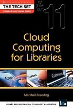 Cloud Computing for Libraries (THE TECH SET® #11)-ExLibrary