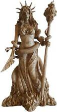 """Hecate Greek Triple Moon Goddess of Magic Witchcraft 10"""" Statue Figurine"""