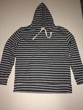 Pjmark Stripped Hooded Shirt Men's XL