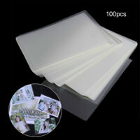 100 Letter Thermal Laminating Pouches Sheets Letter Speed Pouch Thick