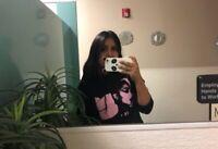 Ariana Grande Sweetener Tour Hoodie - Size S - Thank U, Next