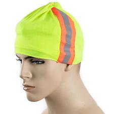 Hi-Vis Lime Multi Functional Headwear Workwear -RK-MWCAP