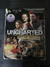 uncharted edition trilogie 1 2 3 ps3 ps 3 playstation  3
