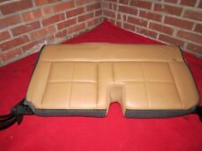 LINCOLN NAVIGATOR 3RD ROW SEAT CUSHION--LARGER SECTION PIECE
