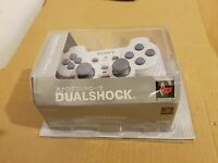 Official PSone Playstation 1 Dualshock Controller. - NEW.