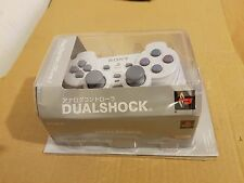 Official PSone Playstation 1 Dualshock Contrôleur. - NEUF.
