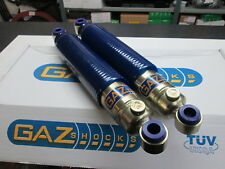 ROVER P6 FRONT SHOCK ABSORBERS - GAZ ADJUSTABLE- PAIR