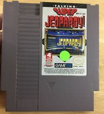 Super Jeopardy (Nintendo Entertainment System, 1991) Nes Game Tested