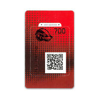 Austria 2020 Crypto Stamp 2.0 Honey Badger Digital Image In Ethereum Blockchain