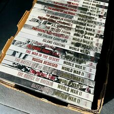 Time Life Series - World War 2 Military History Books - Choose Your WWII Volume!