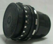 Vega 7-1 f2/20 Russian lens for M32 Kiev 16U movie camera mount Black Magic 0334