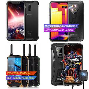 Blackview BV9800 Pro BV9700 BV9600 BV9500 6G+128Go Smartphone Téléphone Dual SIM