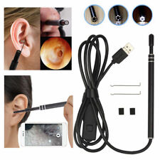 Ear Cleaning Tool Earwax Removal Kit Visual Ear Inspection Endoscopic Pen C