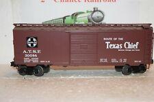 O Scale Trains Weaver Santa Fe Box Car 30084